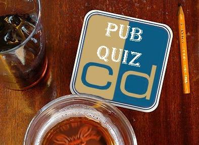 Pub Quiz Table Top